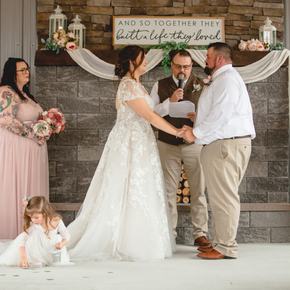 South Jersey Wedding Videographers at Hitched at Turkey Trac Farms MAVA-29