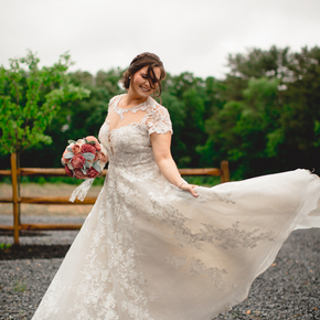 South Jersey Wedding Videographers at Hitched at Turkey Trac Farms MAVA-35