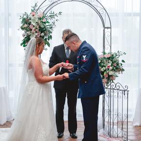 Military wedding photos at Doolan's Shore Club ABSB-11