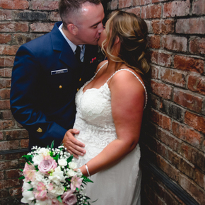 Military wedding photos at Doolan's Shore Club ABSB-26