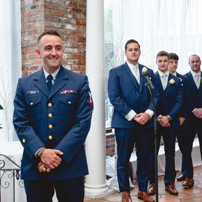 Military wedding photos at Doolan's Shore Club ABSB-8