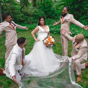 Best Poconos wedding photographers at Wallenpaupack Creek Farm ABRR-11