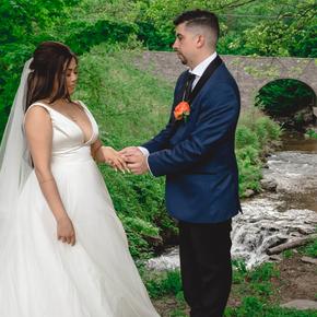 Best Poconos wedding photographers at Wallenpaupack Creek Farm ABRR-23