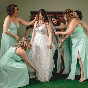 Stroudsmoor Wedding Photography at Stroudsmoor Country Inn AHJA-11