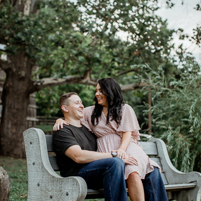 Our Top NJ Engagement Photographers at Galloping Hill Golf Course NRTB-11