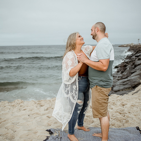 Best Engagement Photographers NJ at The English Manor in Ocean JTPC-5